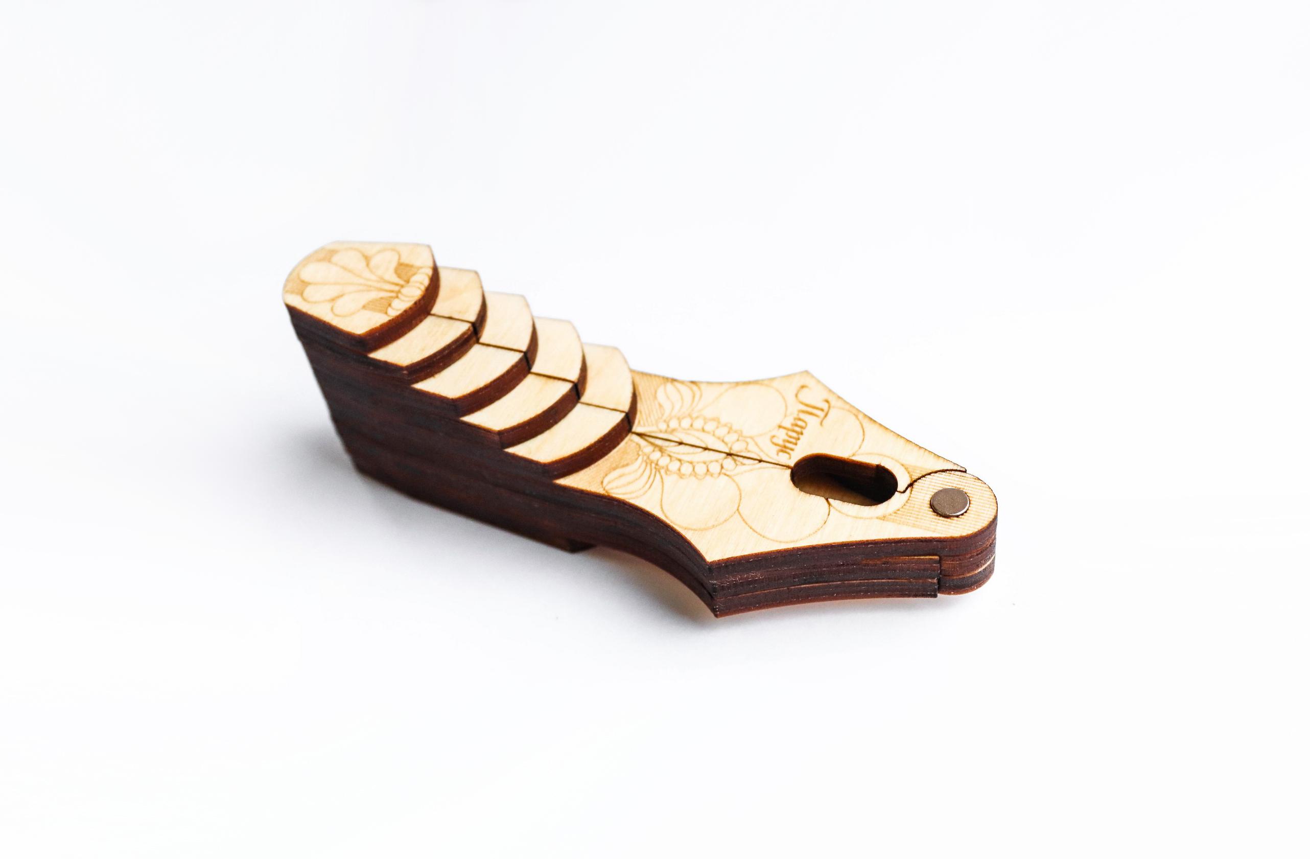 case for jew's harp Sail